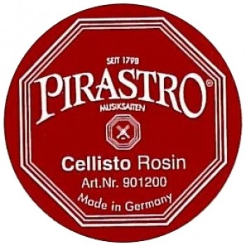 Colophane PIRASTRO CELLISTO violoncelle foncé