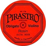 Colophane PIRASTRO OBLIGATO violon