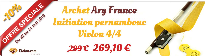 Promotion archet Ary France