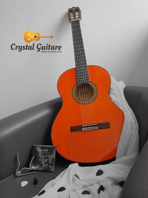 Guitare flamenco Alhambra 4F
