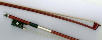 archet violon bois