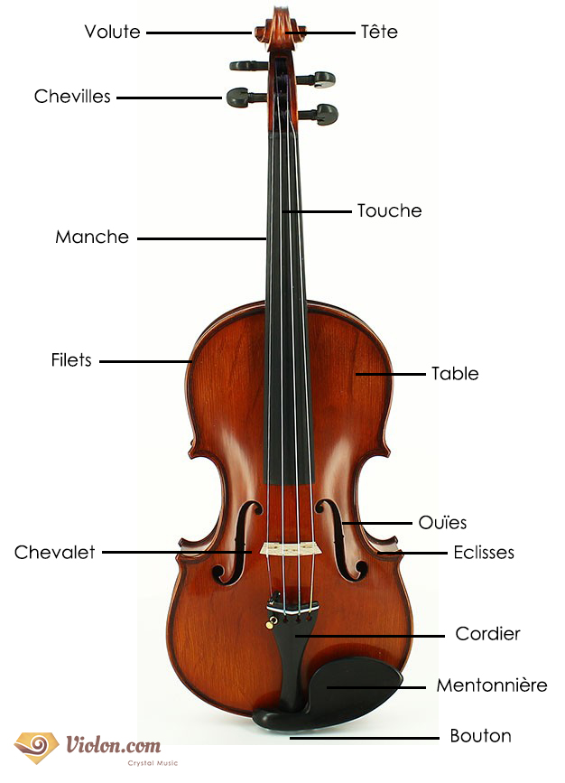 Composition violon