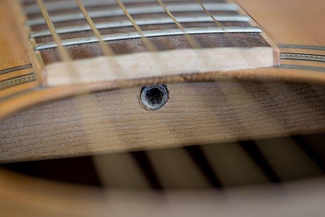 formats de guitare folk