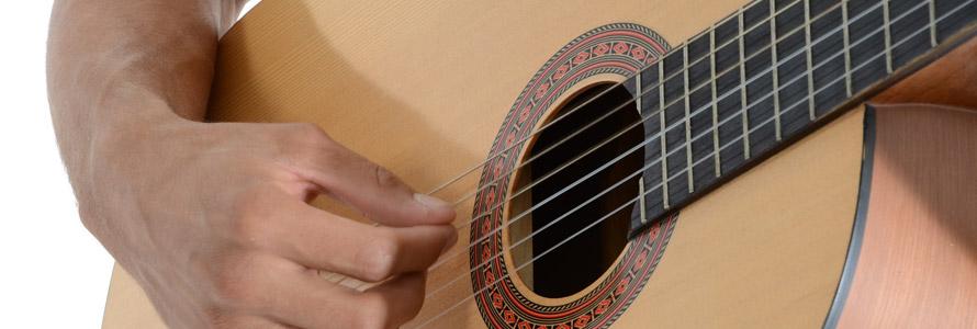 Se servir d'un accordeur guitare