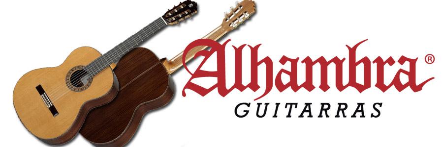 prix des guitares Alhambra