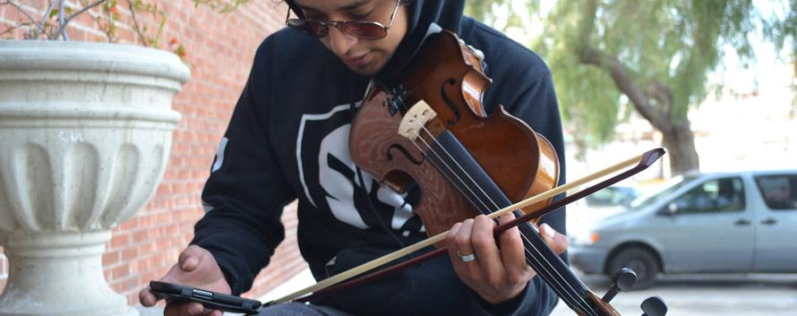 Apprendre le violon seul