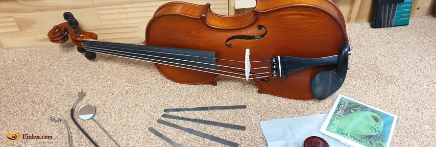 Atelier violon.com
