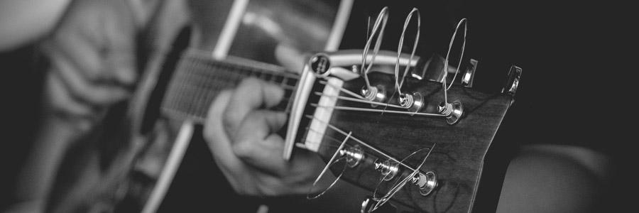 capodastre guitare
