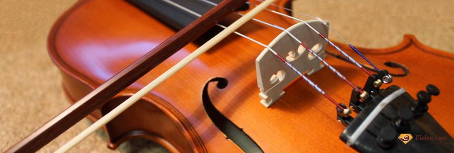 Le choix d'un violon acoustique