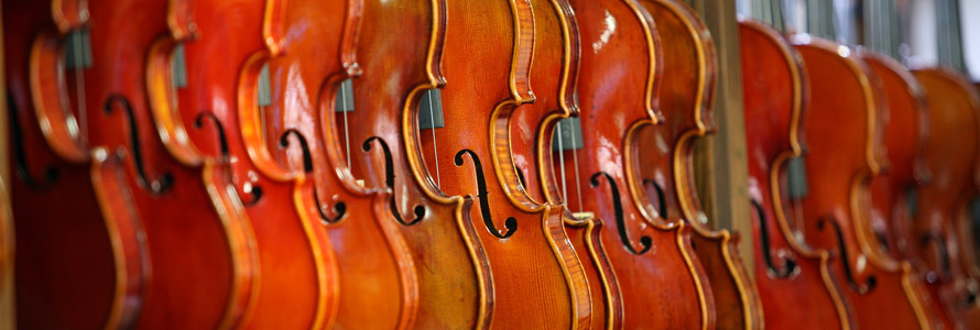 Bien choisir son violon