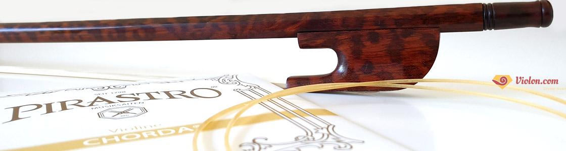 Cordes violon en boyau