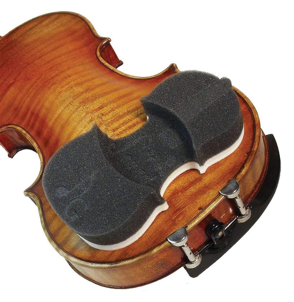Comment choisir mon coussin pour violon ?