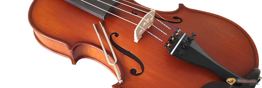 diapason violon