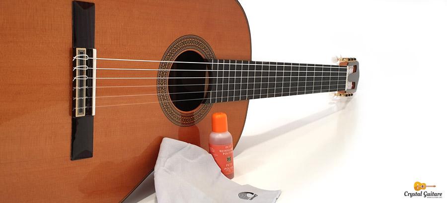 entretien guitare