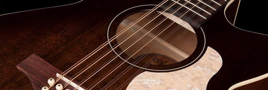 Guitare Art et Lutherie 12 cordes