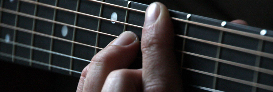 Guitare fingerstyle