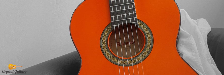guitare flamenco 4f