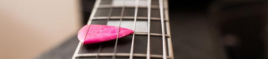médiator guitare
