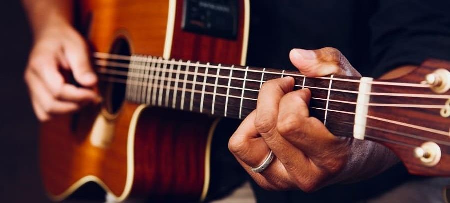 technique guitare acoustique