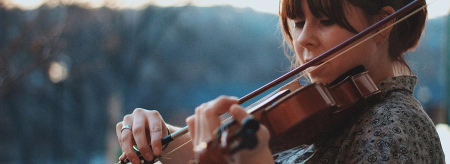 techniques de jeu au violon