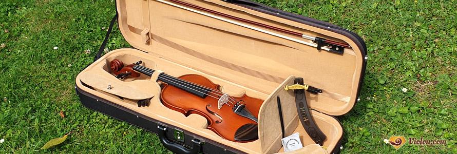 choisir l'étui violon